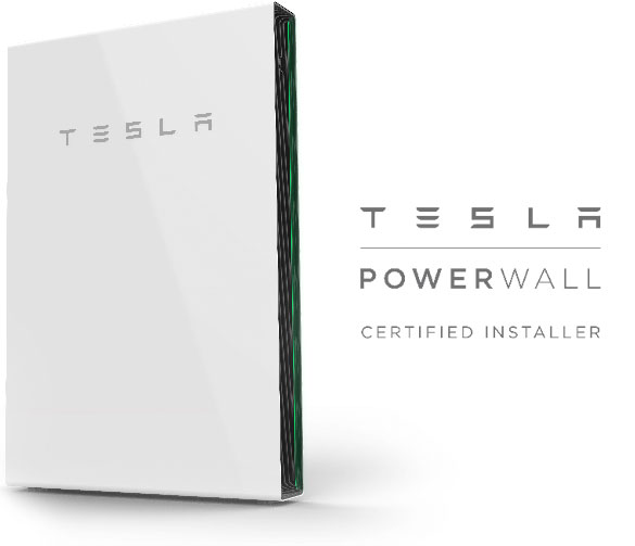 TESLA Powerwall 2 Certified Installer
