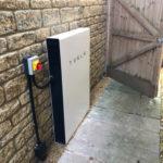 Solar battery storage - Tesla Powerwall